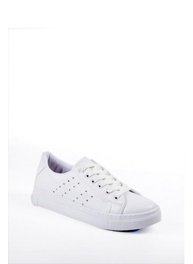 Sapin Sneaker Ayakkabı Beyaz
